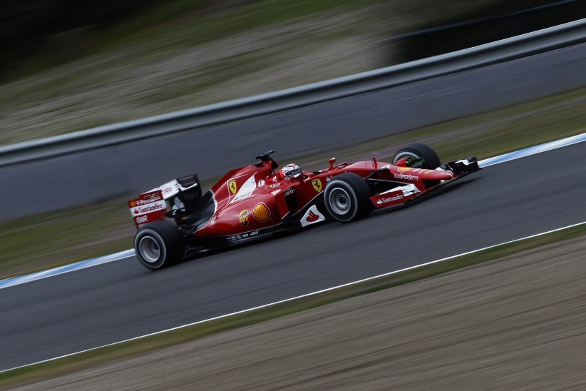 GALERII: Jerezi kolmas testipäev tõi rõõmu Sauberile