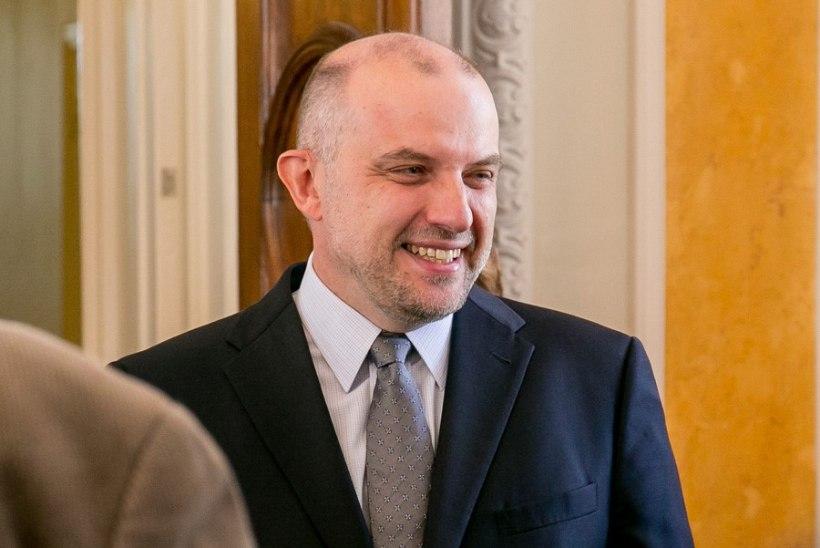 Sven Mikser pakub presidendikandidaadiks Jüri Luike