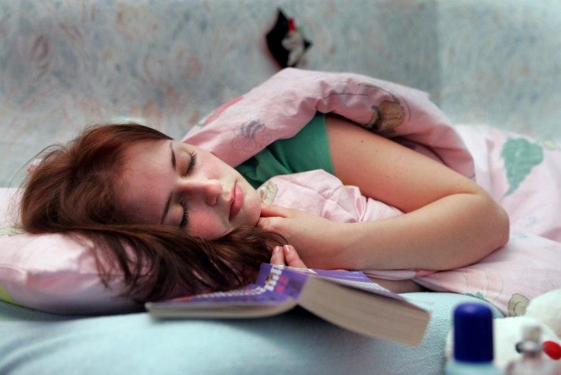 UUED TUULED: Uuri lähemalt, kui palju peaksid sina hea tervise nimel ööpäevas magama