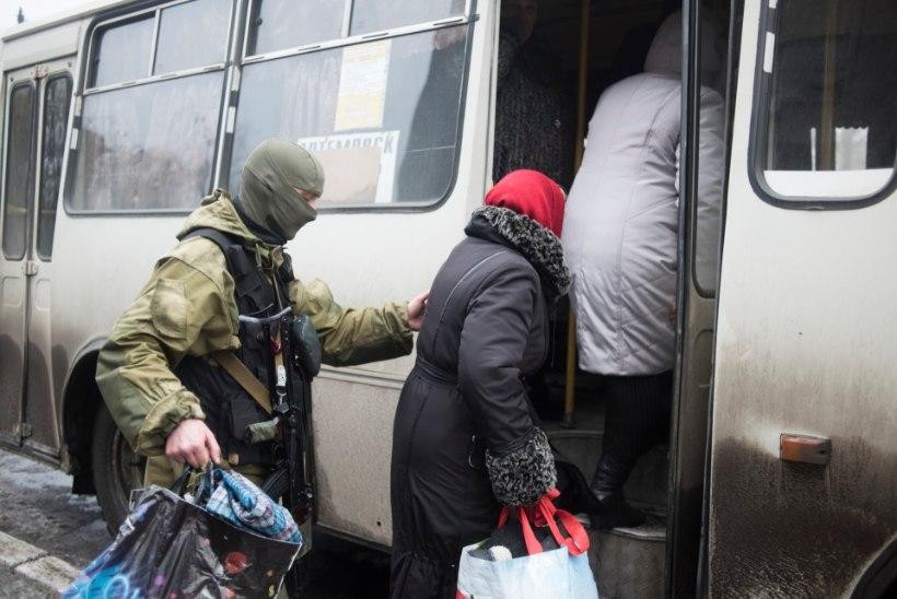 Viimase 24 tunni jooksul on Ukrainas tapetud 16 tsiviilelanikku