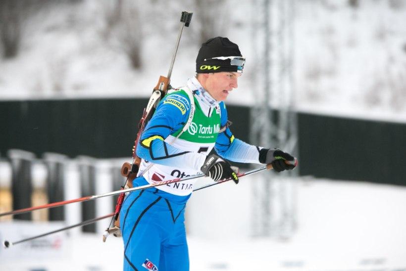 Rene Zahkna valmistumine juunioride MMiks on Tartu maratoni tõttu häiritud