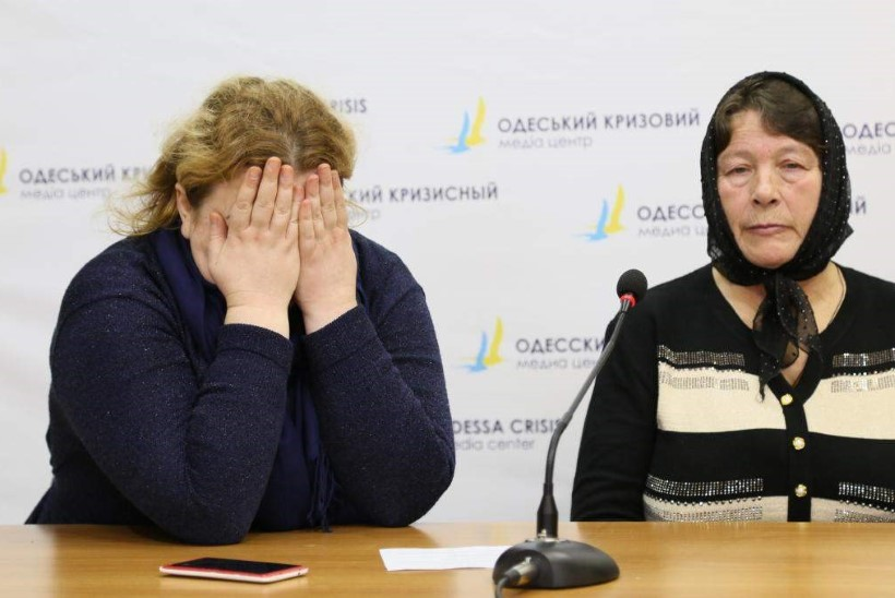 UKRAINAS LANGENUD SÕDURI EMA: poeg tahtis pärast sõda väga Eestisse sõita