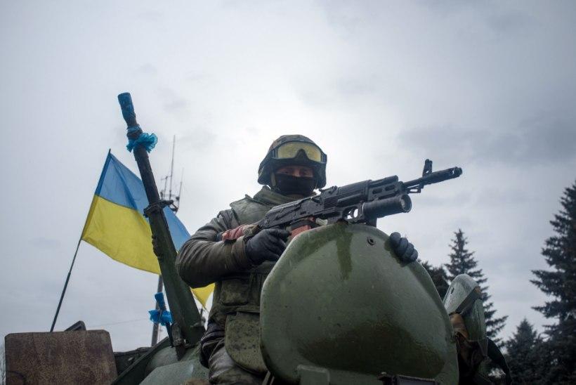 President Ilves: Ukrainale tuleb anda sõjalist abi