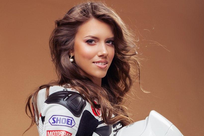 Helsingi motomessil esitleti Anastassia Kovalenko uut võistlustsiklit