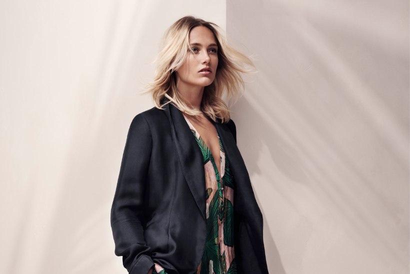 GALERII: Karmen Pedaru on H&Mi uue kollektsiooni reklaamnägu