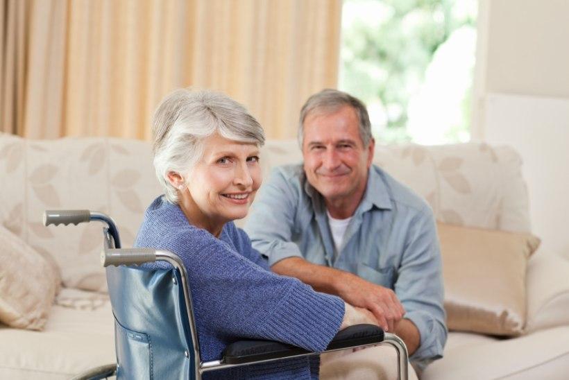 Hirm suurendab eakatel kukkumise tõenäosust