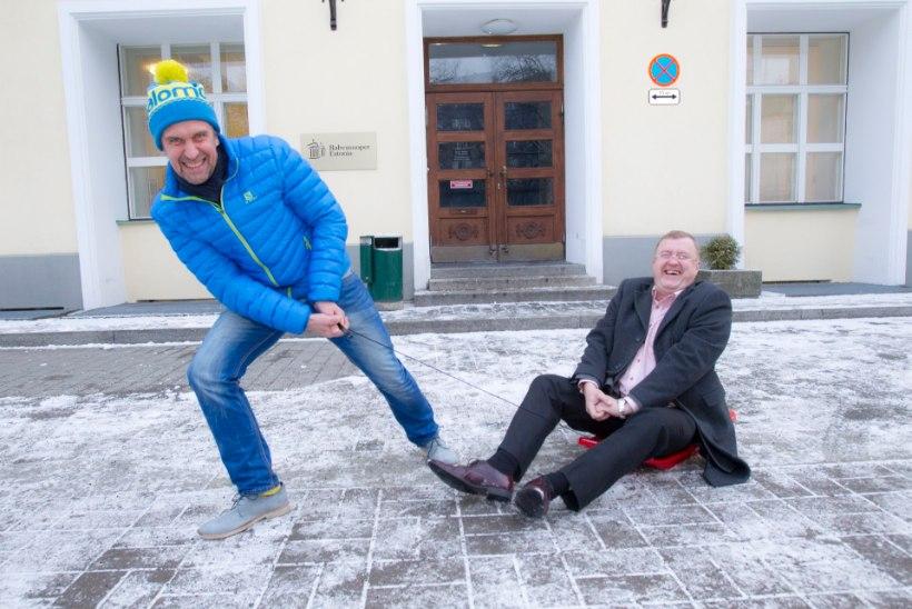 Estonia taha kerkib kelgurada