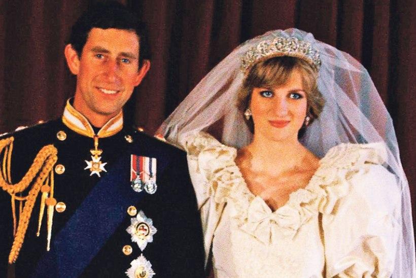 Prints Charles tahtis Diana enne pulmi maha jätta