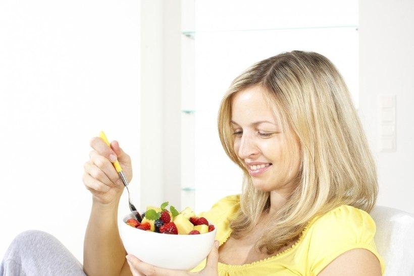 0d675f0ba07 Kahekesi ühe taldriku taga - mida peaks rase sööma? | Tervis