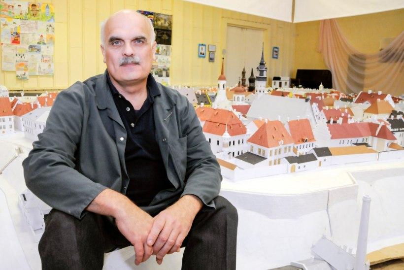 Narva maketi meister Fjodor Šantsõn: lõpuks on minugi panust märgatud