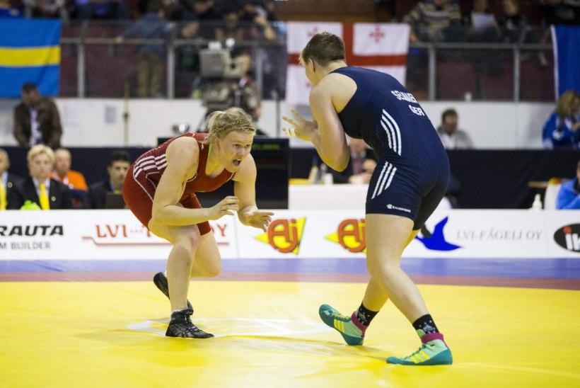 Kas profina harjutamine ja parem tervis viivad maadlejad medaliteni?