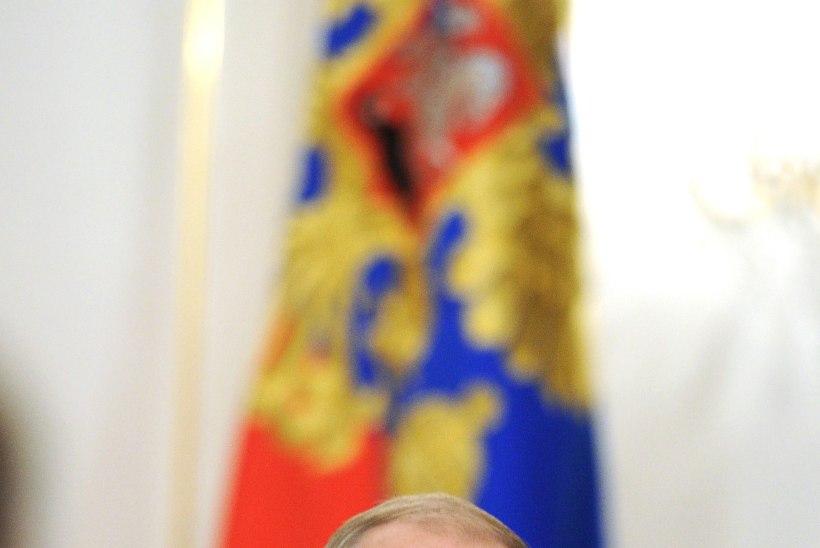 Pentagoni uurimuse väitel on Putinil Aspergeri sündroom