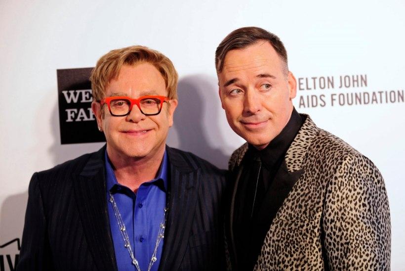 Elton John produtseerib teleseriaali