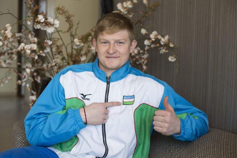 Maailma tippklassi kuuluv Usbekistani odaviskaja, kes armastab Eestit ja eestlasi