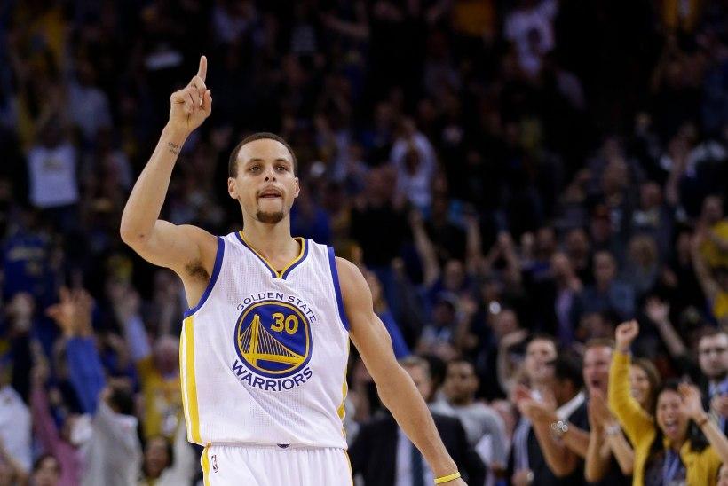 VIDEO: imeline õhtu NBA-s, Stephen Curry viskas 51 punkti