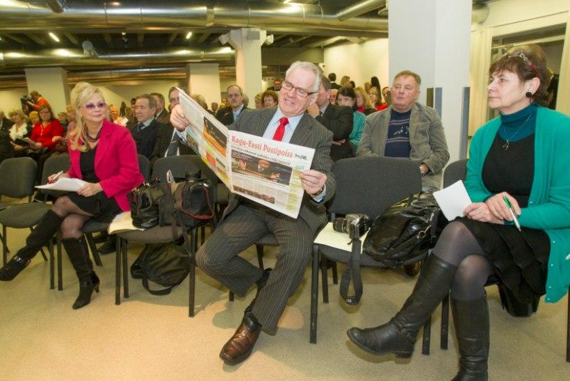 Keskerakond loobus koostööst ajalehega Saarte Hääl