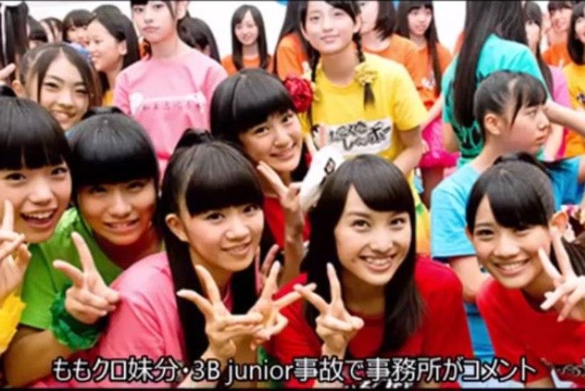 Jaapani teismeline popstaar langes telešõu võtetel koomasse