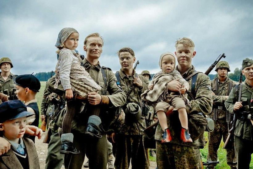 """Nüganen: sõjadraama """"1944"""" põhivaatajaskond on Eestis"""