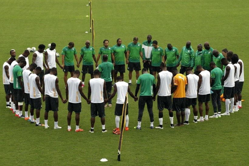 Kas Elevandiluurannik ja Ghana korraldavad tänagi meeletu penaltišõu?