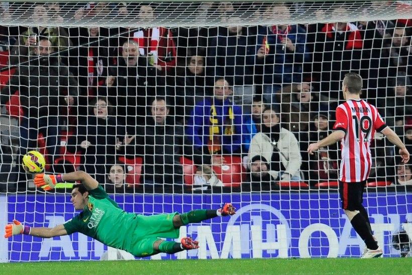 VIDEO ja GALERII: FC Barcelona võimas 5:2 võit ehk Hupsi, Tupsi ja Lupsi šõu!
