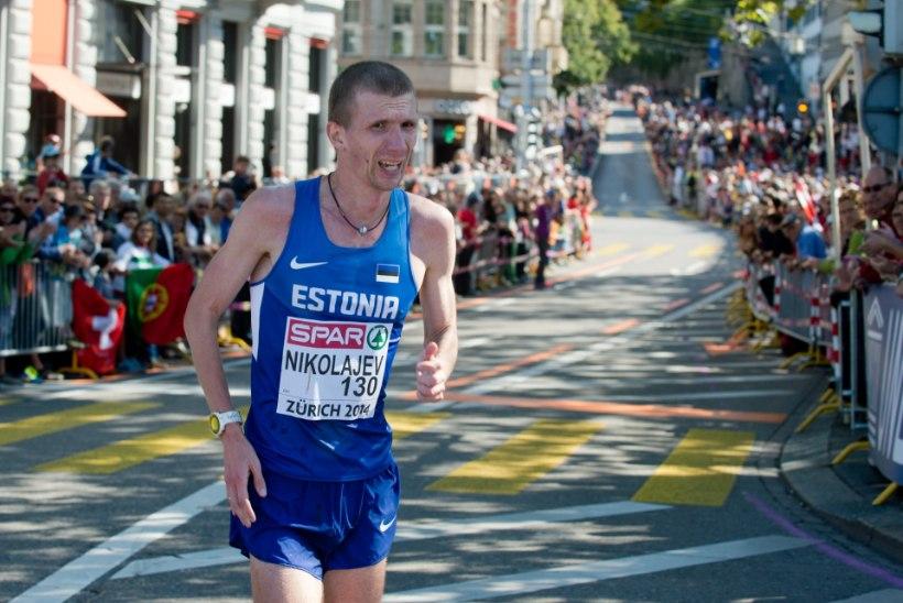Kahtlane verepilt võib tuua Eesti tippmaratoonarile nelja aasta pikkuse võistluskeelu!