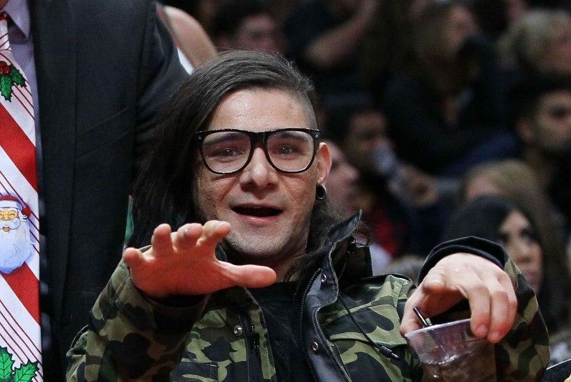 Loe, mida soovib neljapäeval Tallinnas esinev Skrillex lava taha!