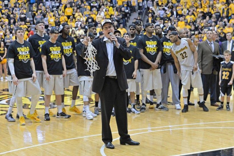 FOTOD: Rauno Nurgeri meeskond krooniti NCAA-s konverentsi meistriks