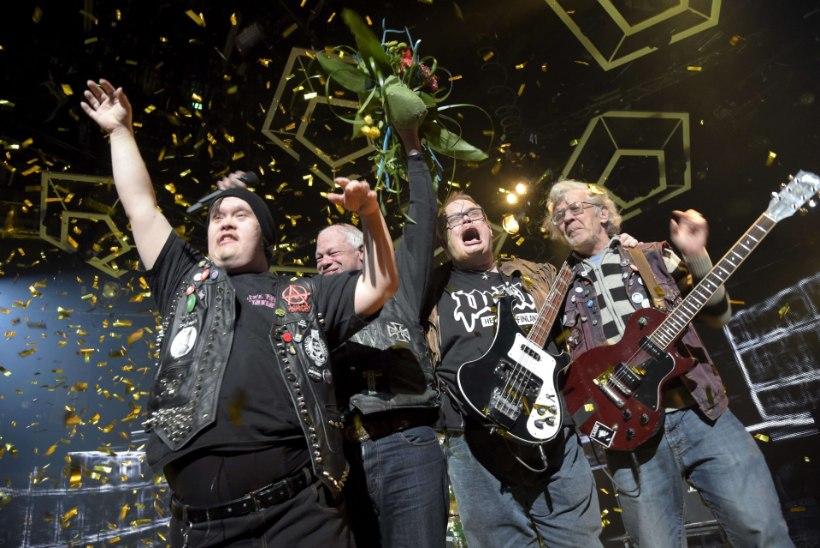 Soomet esindab Eurovisionil Pertti Kurikan Nimipäivät!