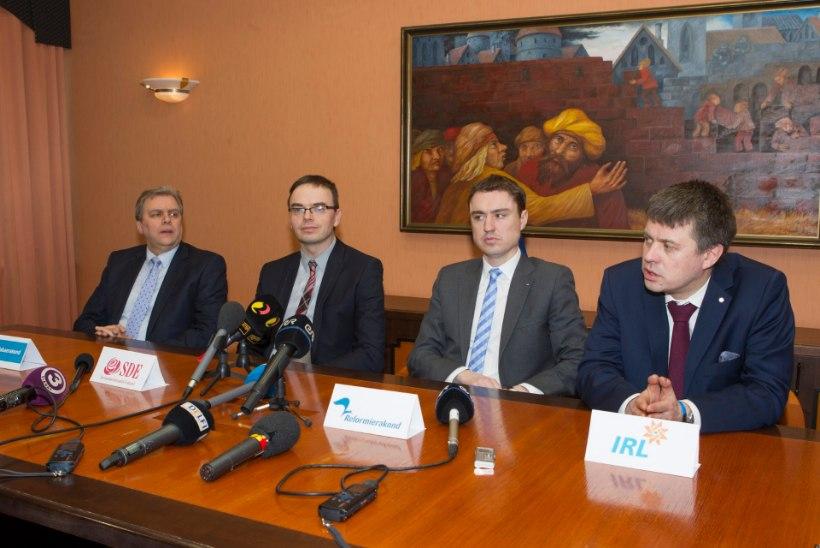 Koalitsioonikõnelused: lubadusi antakse meelsasti, kuid küsimus on rahas