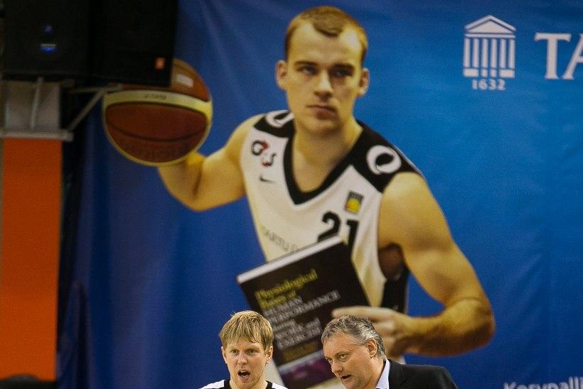 Gert Dorbek homme Ventspilsi vastu ei mängi, teised peavad kastanid tulest välja tooma