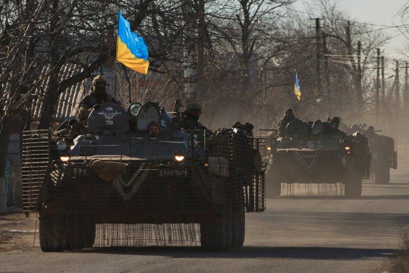 Ukraina meedia: Donbassis juhatab sepratistide vägesid Narvas sündinud venelasest kindral