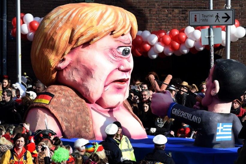 Kreeka nõuab Saksamaalt sõjakahjude eest 332 miljardit