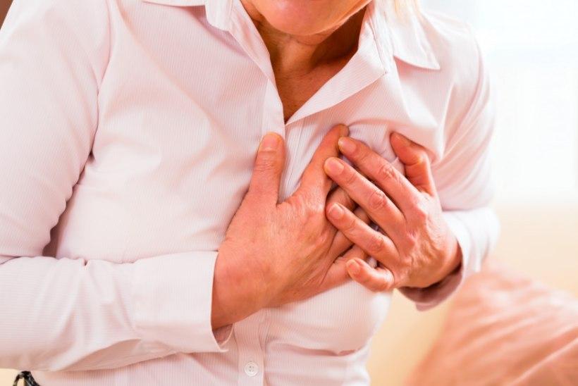 Üheksa märki, mis võivad viidata südamehaigusele