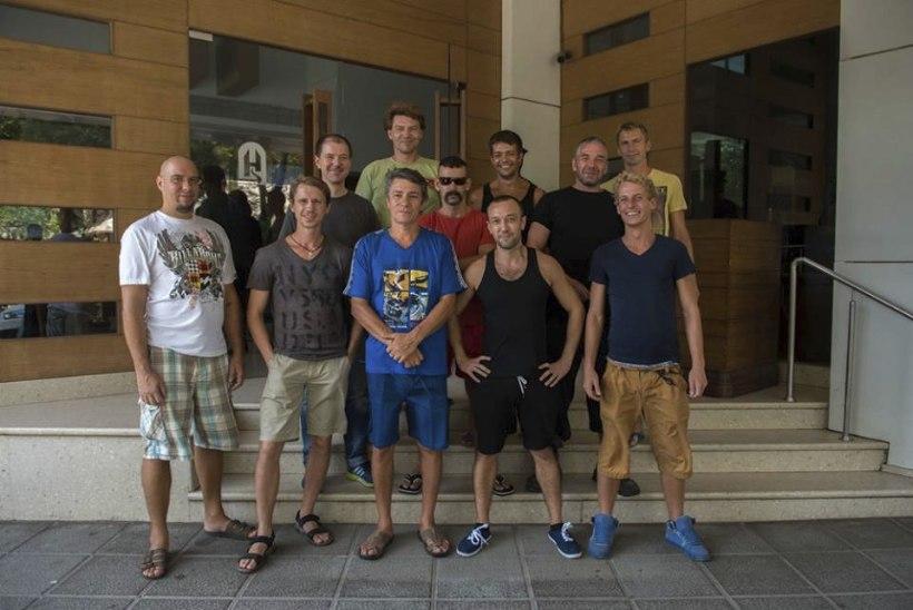 Inimõigusorganisatsioon: Eesti laevakaitsjad tuleb viivitamatult vabastada!