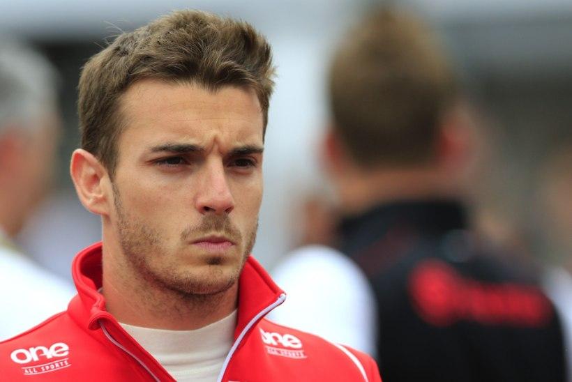 Schumacher ja Bianchi ei näita paranemismärke