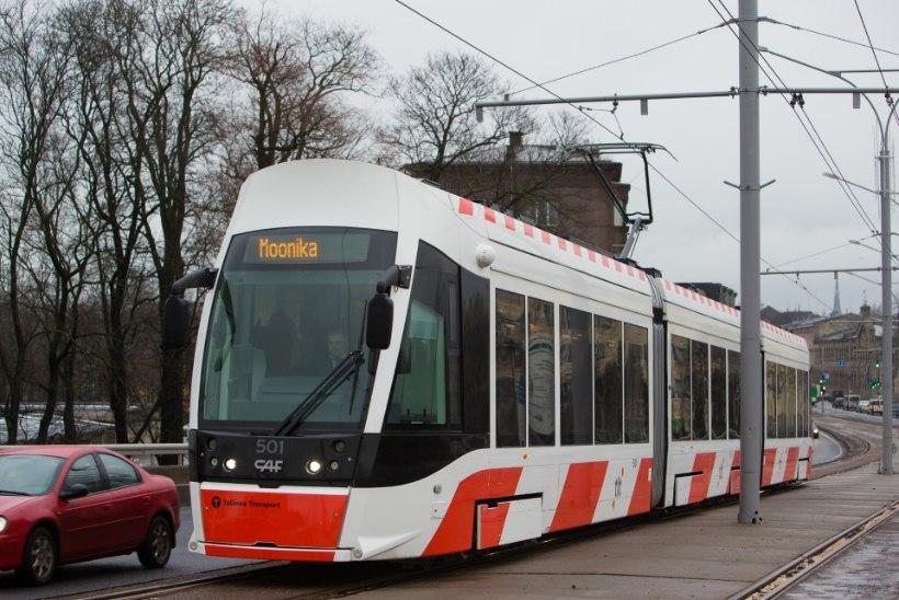 Järgmine uus tramm peaks tulema reedeks