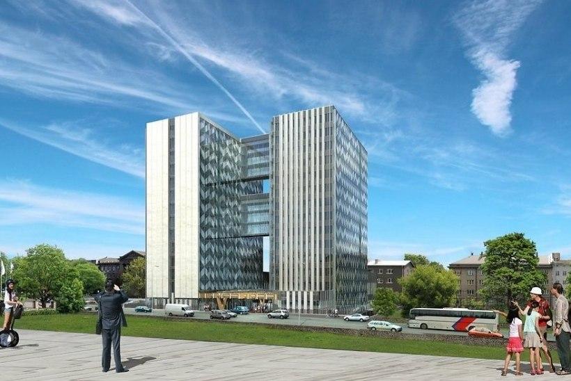 Arhitektid: kas superministeeriumi ehitajal lubatakse autoriõigusele vilistada?