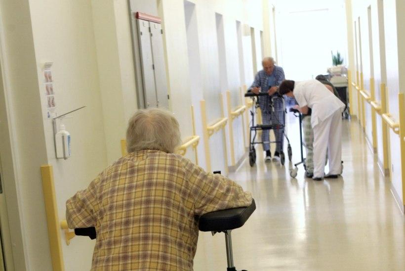 Õiguskantsler: hooldusasutustes ja haiglates ei pruugi inimväärikus alati tagatud olla