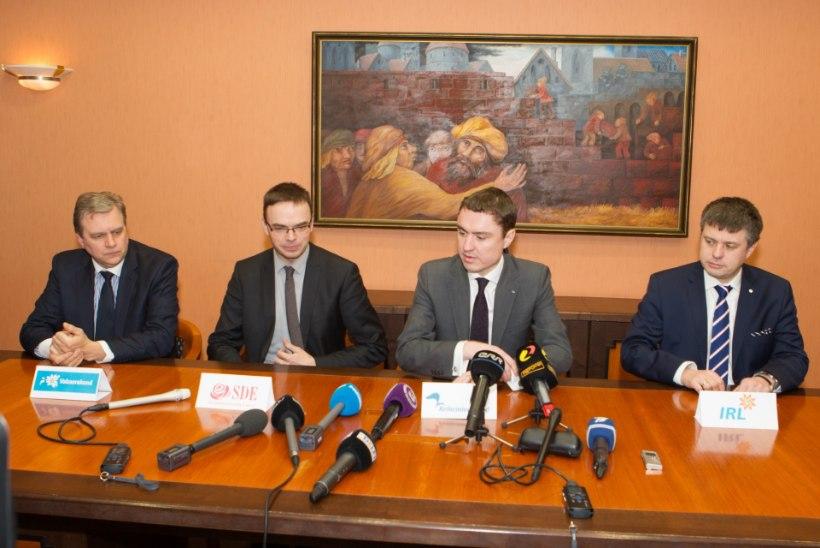 Koalitsiooniläbirääkimised: maksupoliitikas siiani kokkulepet pole
