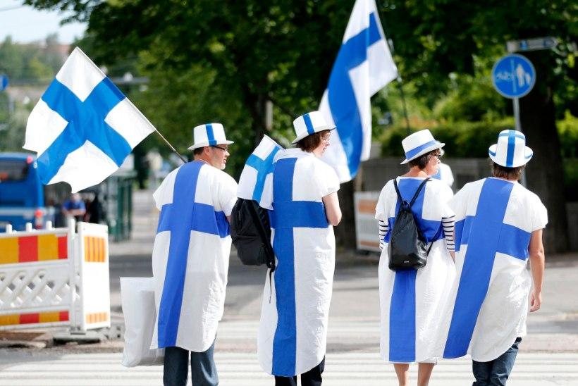Eesti SKP on sama suur kui Soome maakonna oma