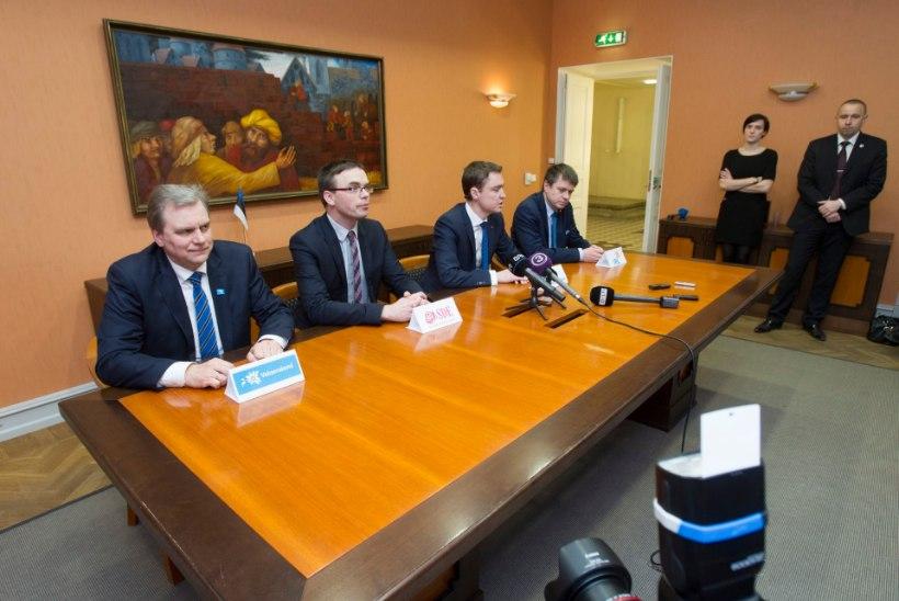 Koalitsioonikõnelused: omavalitsussüsteemi ootavad ees suured muutused