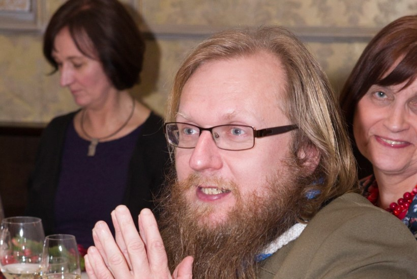 GALERII: vaata, kes olid kohal Eesti Kultuurkapitali kirjandusauhindade jagamisel