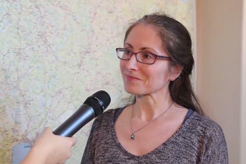 ÕHTULEHE VIDEO   20 aastat Eestis elanud Udmurdi naine emakeelepäeval: inimene peab õppima selle rahva keelt, kellega ta koos elab
