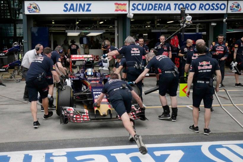 GALERII | Austraalia GP kvalifikatsioon: Mercedeste pidu, Massa alistas Ferrari