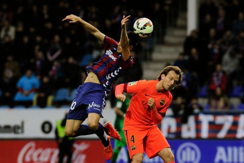 GALERII: Messi väravad tõid Barcelonale järjekordse võidu