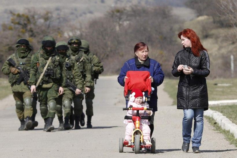 AVAMEELSELT: kuidas Krimm vallutati