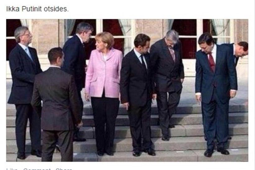 PILTUUDIS: Paet viskas Putini kadumise üle nalja