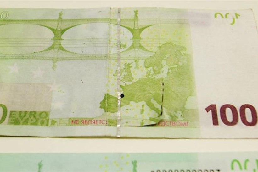 Avastati ligi 500 võltsitud eurokupüüri