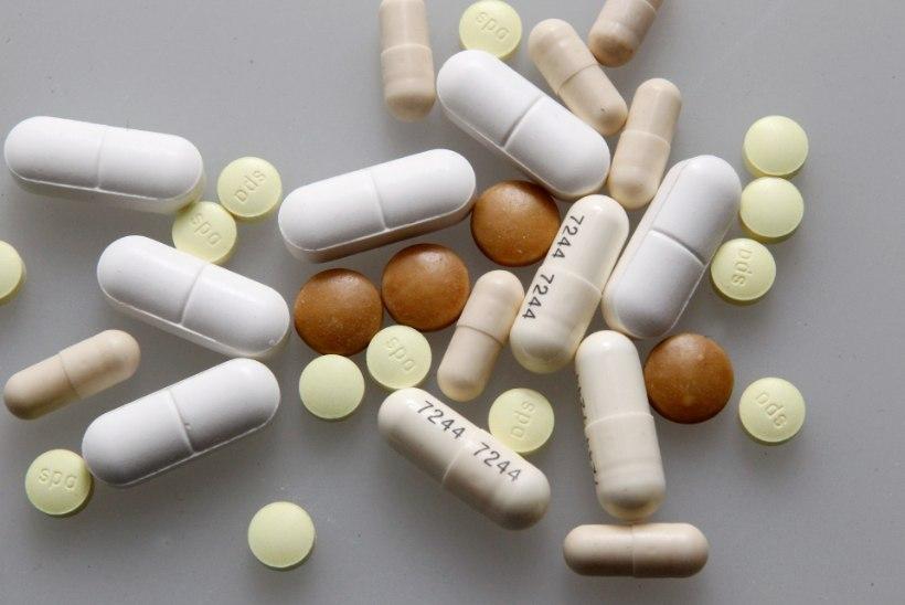 Ettevaatust igapäevase aspiriiniga! Seda asjatult tarbides riskid verejooksudega seedetraktis ja ajus