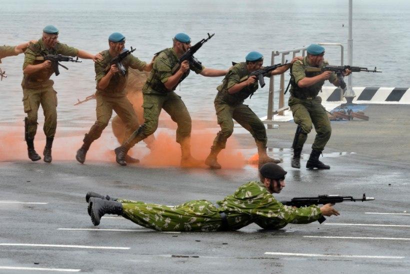 Putin kontrollib Venemaa Lääne sõjaväeringkonna ja Põhjalaevastiku lahinguvalmidust